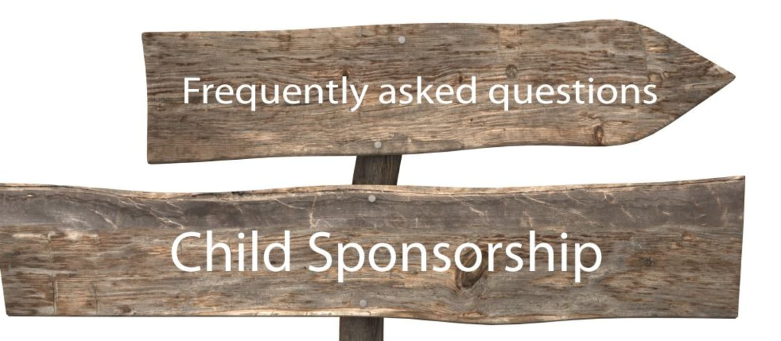 Child Sponsorship FAQ