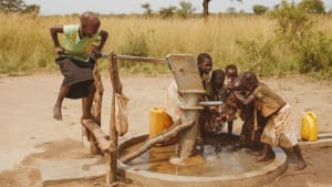 Help a rural village receive clean water