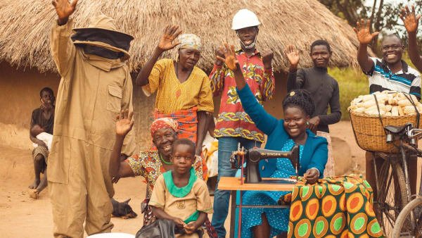 Supporting a family - sustainable development