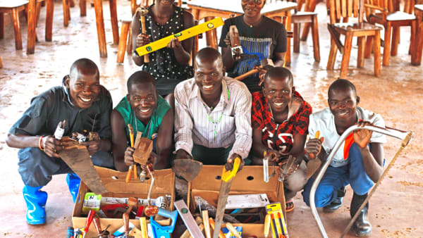 Transforming Lives With Unwanted Tools